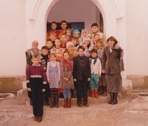 Новомучеников храм 2000