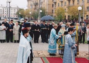 Часовня освящение 2000 (1)
