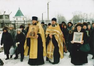 кр ход икона Владимира 1999